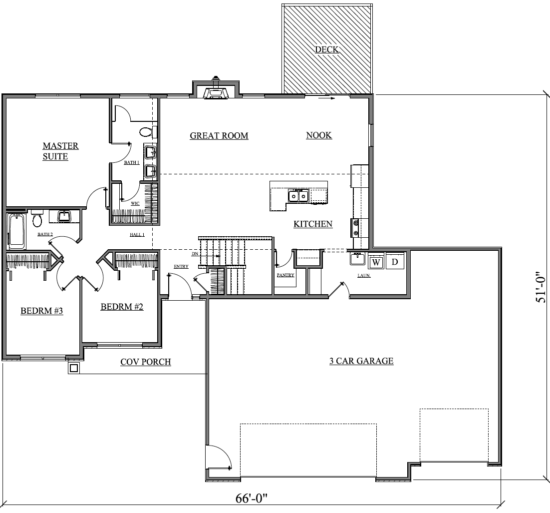 1507r 439 12 prull custom home designs house plans for Design homes iowa