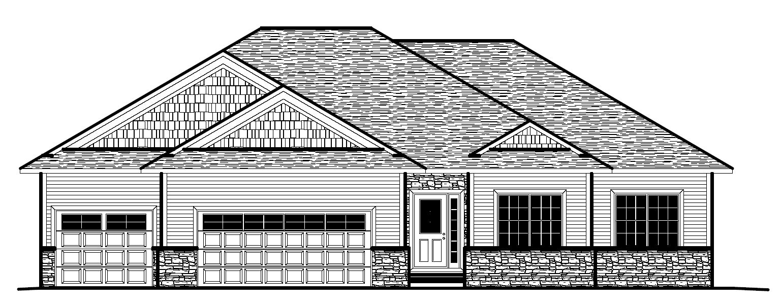 1765r 260 07 prull custom home designs house plans for Design homes iowa