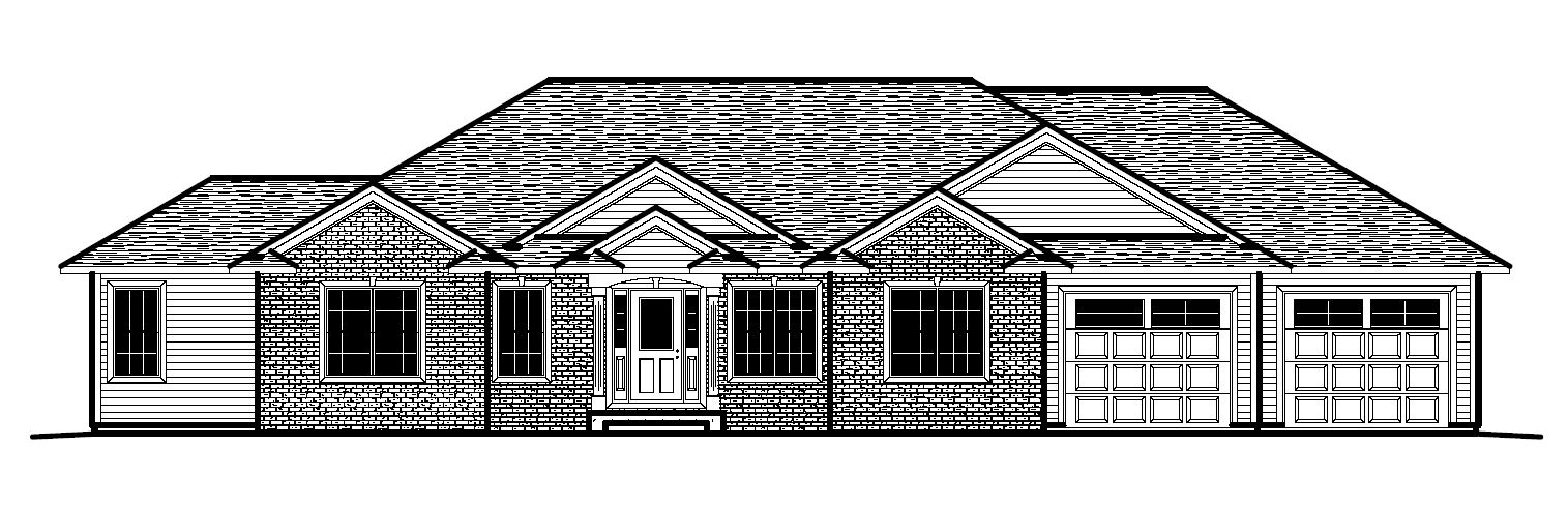 1793r 226 06 prull custom home designs house plans for Design homes iowa