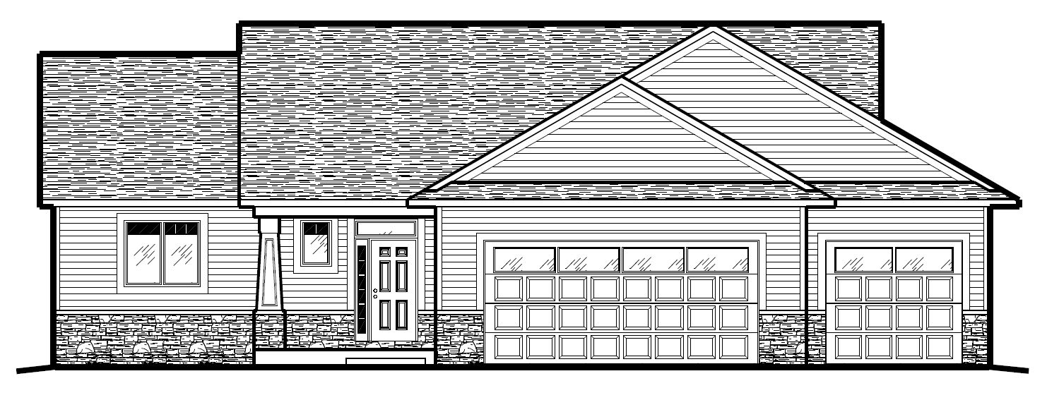 1314R-543-15 – Prull Custom Home Designs | House Plans | Home Plans ...