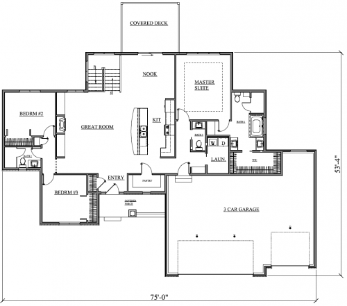 2.5 Bathrooms Archives - Page 5 of 9 - Prull Custom Home ... on
